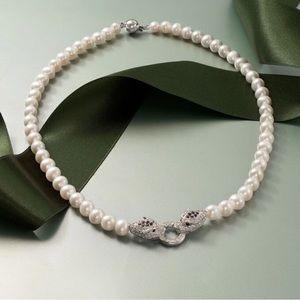 "20"" Ross-Simons Pearl & Multi-Stone Necklace"